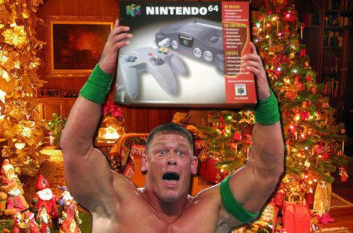 1996. . Nintendo John cena