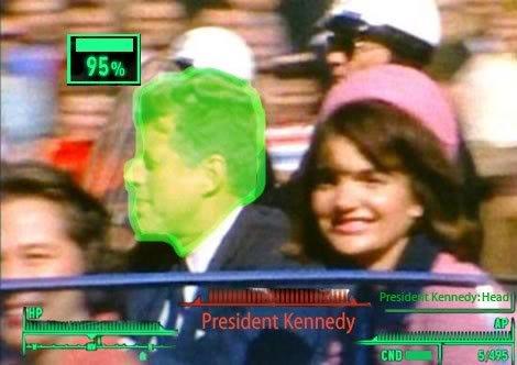 95% assassination. hnrhurehuehueehue. Kennedy vats
