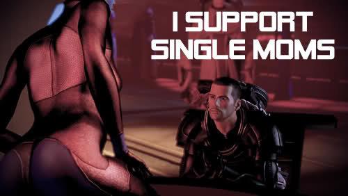 A true hero. . SINGLE MAIMS mass efect stripper