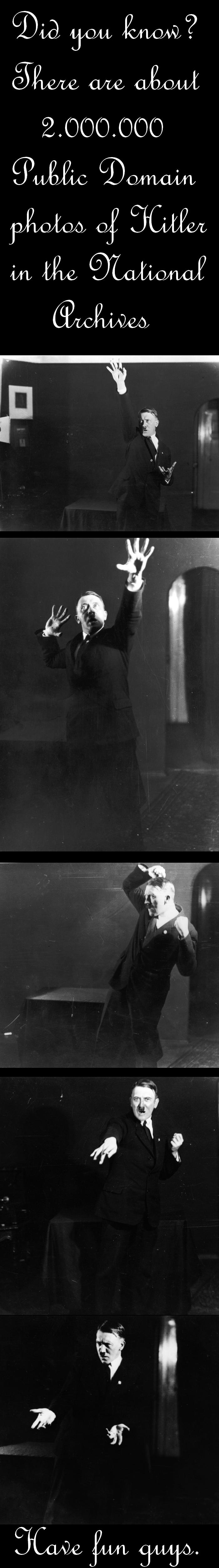 "Adolf Chaplin. . Slam ate 2. 000. 000 Couric CDA""./ am Hitler Photoshop"