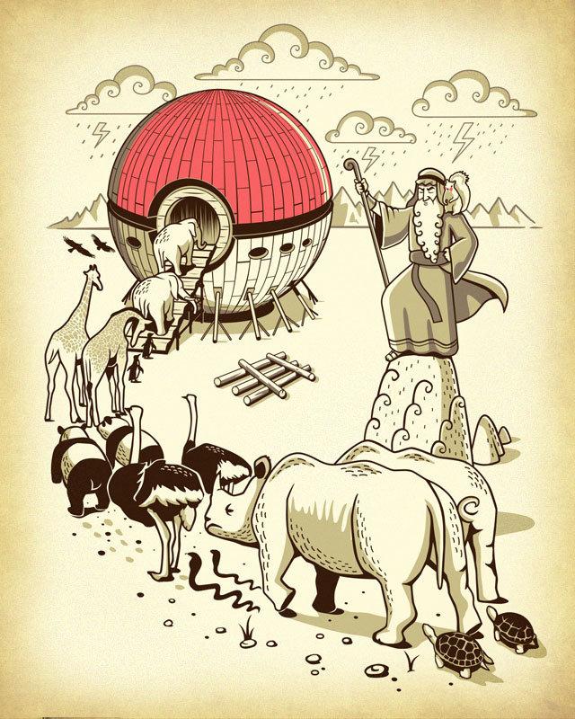 Ahhh, now it makes sense.. .. Pokeballs use TARDIS technology Pokemon