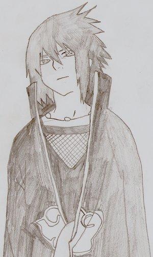 akatsuki. .. not funny but kinda cool Bleach