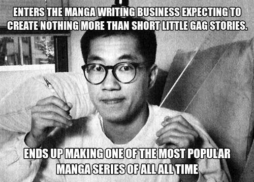 Akira Toriyama, Creator Of Dragon Ball. . Pol. uall. , HST PIP, lollin E, HMS Ill dbz