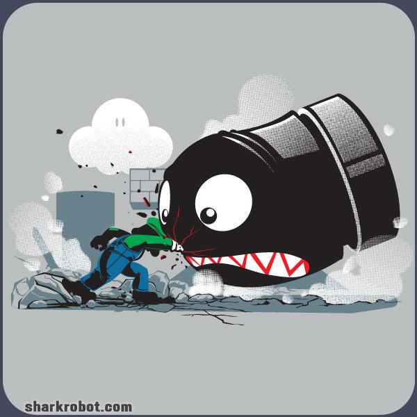 Always Angry. sharkrobot.com/t-shirts-c-17. sharking: . ucnm. Badass luigi os badass Always Angry sharkrobot com/t-shirts-c-17 sharking: ucnm Badass luigi os badass