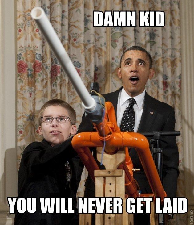 Amazing Obama. . f MI Aids