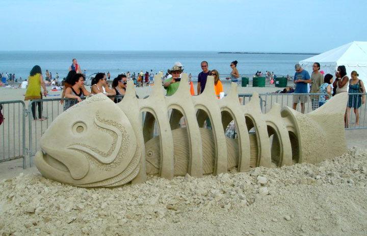 Amazing Sand Sculpture. . rui' Amazing Sand Sculpture rui'