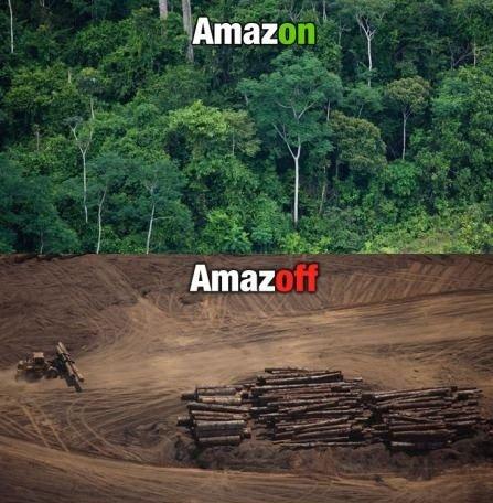 Amazon. Amazoff. KR