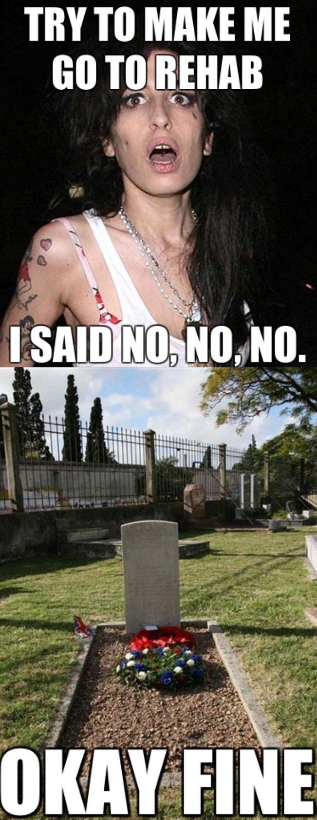 Amy Winehouse. Too late.. rm! MAKE ME J Itally i, b feidir amy winehouse de