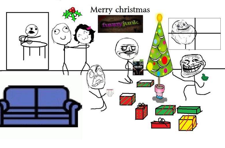 an FJ christmas. hopefully OC 4 da holidays.. you missed out Never Alone Christmas FJ