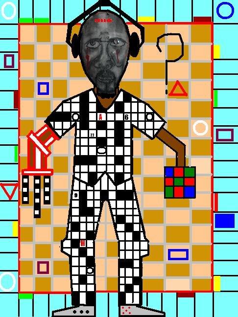 ANDRE HERRING COMPLEX ART.THE GAMER. THE GAMER ART BY ANDRE HERRING. Art artist Cute gamer complex PC ART flash cartoon Education