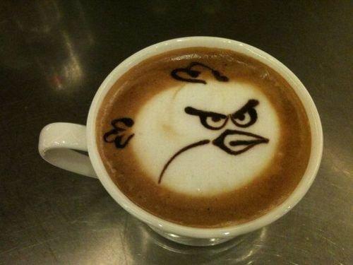 Angry Baristi. . Angry Baristi