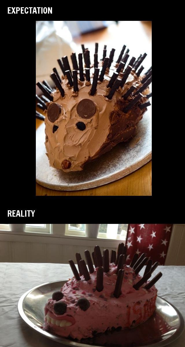 Animal cakes... . Animal cakes