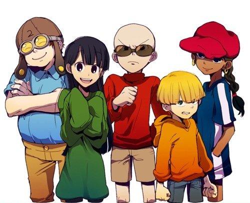 anime next door. somebody remember them. anime next door somebody remember them