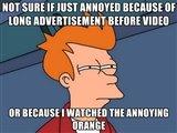 Annoying orange. .. annoying orange is gay Annoying orange annoying is gay