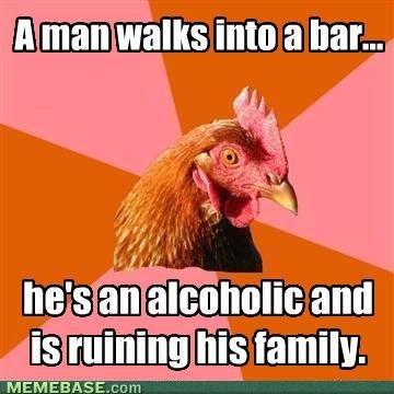 anti joke chicken. lolololol please thumb. t mien liar.... i thumbed down lol lane