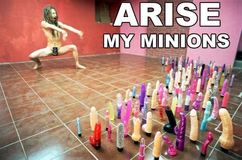 Arise. .. Funny. Arise Funny