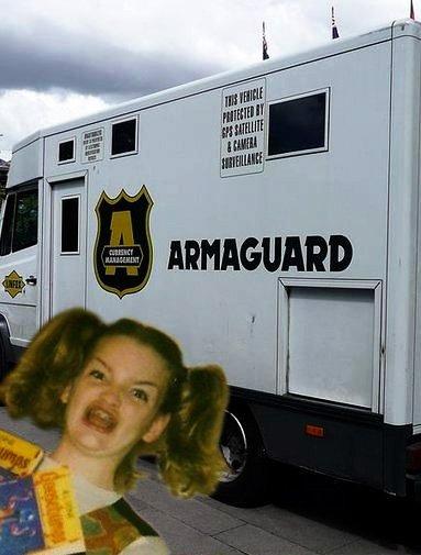 ARMAGUARD. . ARMAGUARD