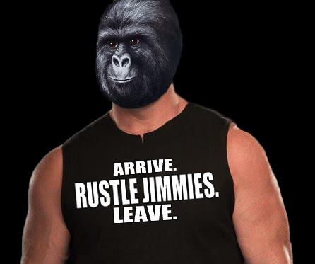 Arrive. Rustle Jimmies. Leave.. Stone Cold rustlin jimmies... NOT A REPOST JERK! Stone Cold Steve