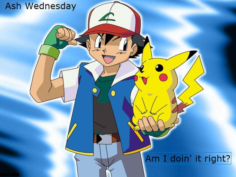 Ash Wednesday. . Ash Wednesday