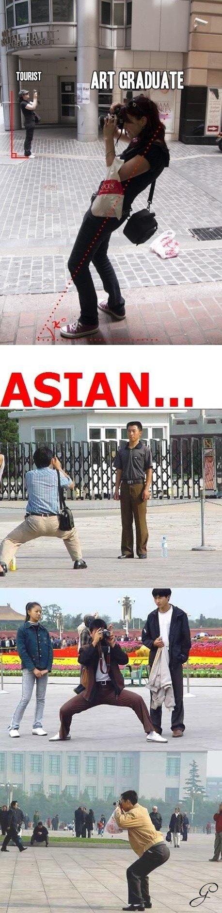 asians... . asians