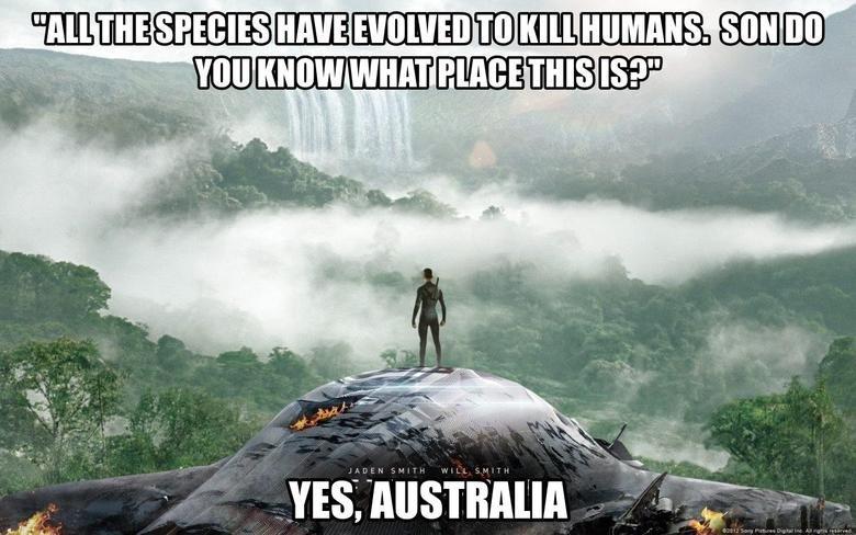 Australia. . Australia