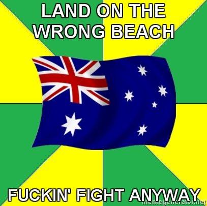 Australia. yeah!. LAND ti) ail TIRE WRONG ' d rii, sitin, llooll,! ll, ll! FIGHT Al) alit' , Australia yeah! LAND ti) ail TIRE WRONG ' d rii sitin llooll ! ll ll! FIGHT Al) alit'
