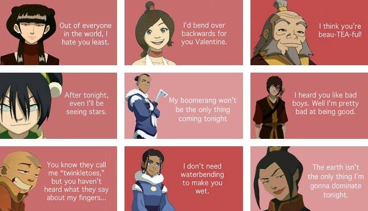 Avatar valentine cards. .. yesssssssssssssssssssssssssssss Avatar valentine cards yesssssssssssssssssssssssssssss