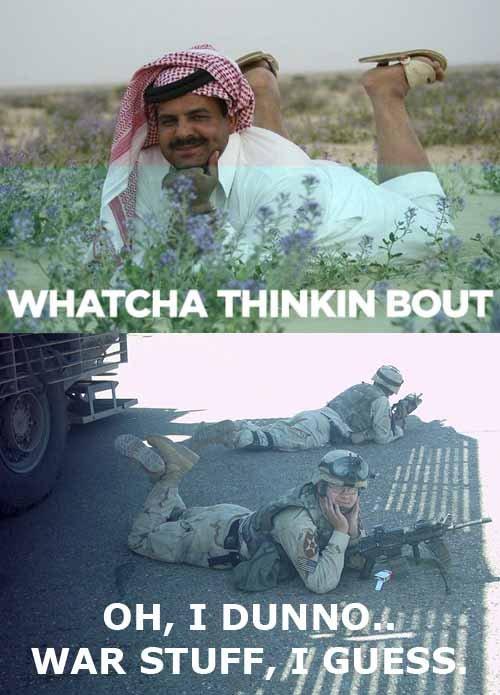 Aw . . .. .. LOL nice aw War stuff