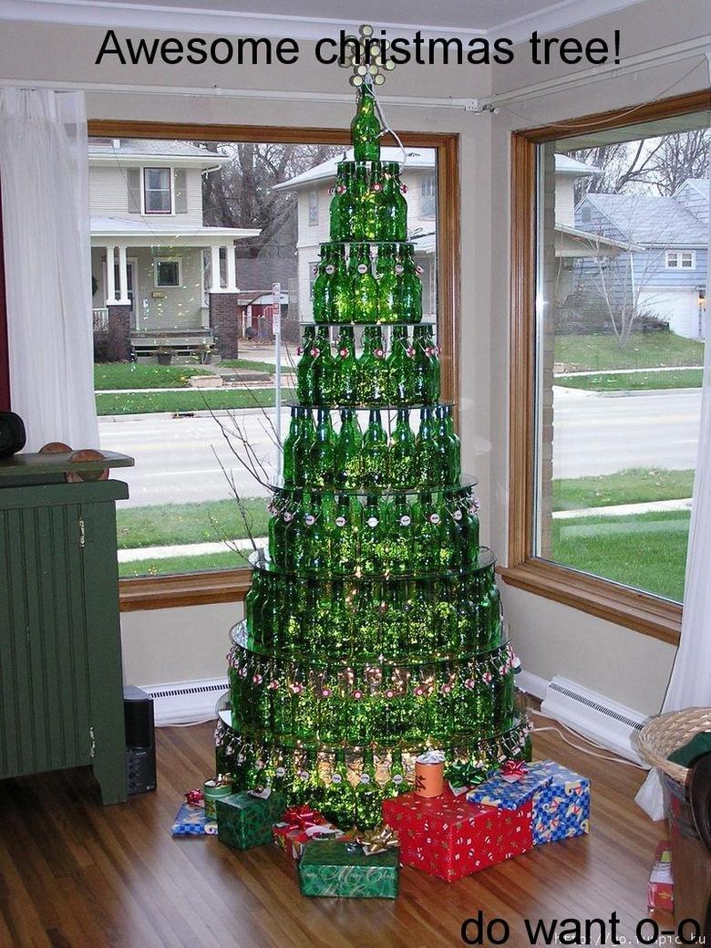 awesome christmas tree. do want (:. Awesome Christmas Tree