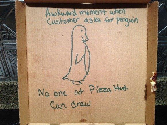 awkward pizza. . awkward pizza