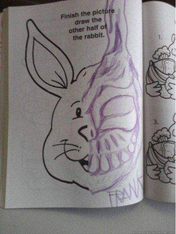 Awwww, rabbit!. . Awwww rabbit!