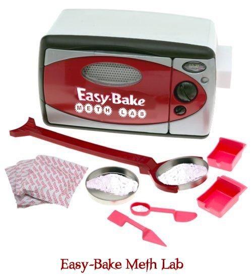 Easy-Bake Meth Lab. . Lib easybake Meth lab