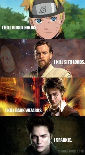 Edward in Comparison. . Edward in Comparison