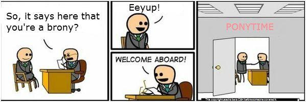 Eeyup. . Eeyup