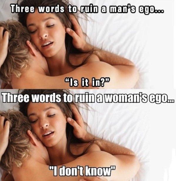 Ego's Rekt. .. wat Ego's Rekt wat
