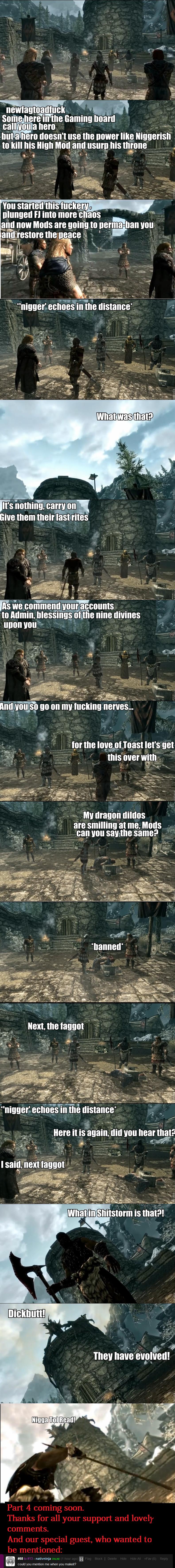 Elder Scrolls: Fuckery. self-description descripatoried descriptory description. tag