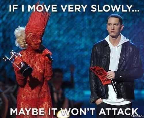 Eminem 2. . IF I MOVE VERY SLOWLY... Eminem 2 IF I MOVE VERY SLOWLY