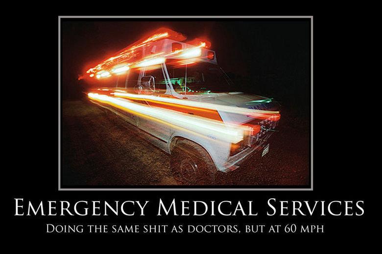 EMS. . EMS doctor better