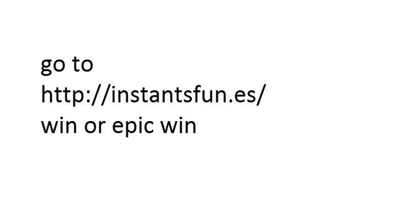 epic win.. ITS AMAZING!!!! epic win ITS AMAZING!!!!