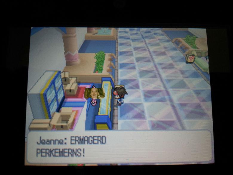 Ermahgerd. lol. Jeanne: EWER'S _ii' Ermahgerd lol Jeanne: EWER'S _ii'