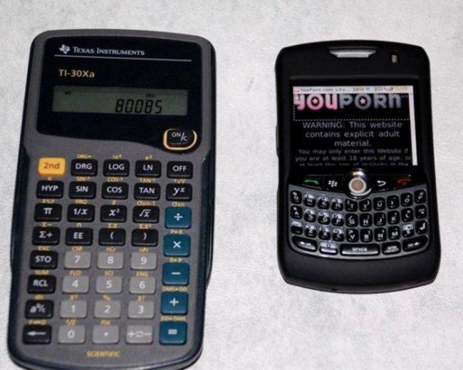 Evolution. we've come a long way.. Lets be honest - the calculator was funnier Evolution we've come a long way Lets be honest - the calculator was funnier