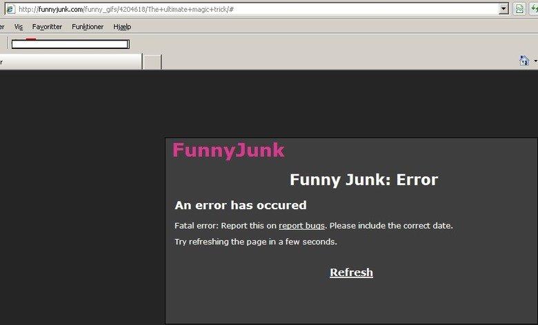 I don't like the magic trick in URL. . Crappy URL Magic