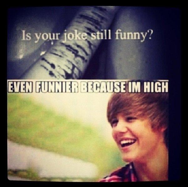 I found it hilarious. . I found it hilarious