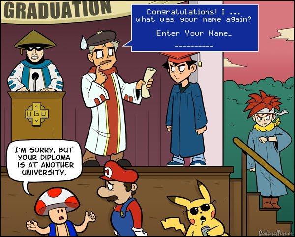 I Hate Graduation. . I Hate Graduation