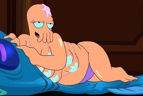 I heard you liked boobs. Why not Zoidberg?. You Got a boner