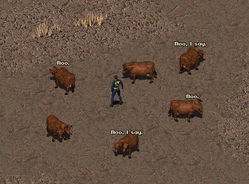 I love fallout. .. Fallout rules. Fallout