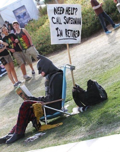I need justice Batman. Buuuuuuuut Batman. nananananananana batman