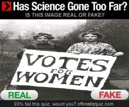 I vote fake.. . I vote fake