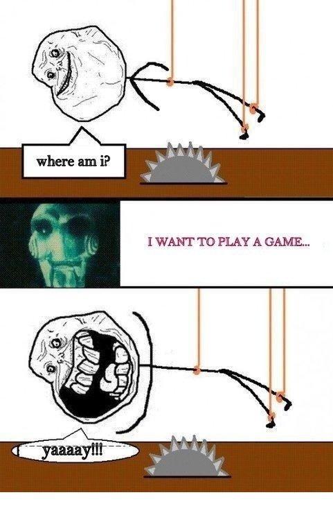 I want to play a little game. ha ha ha i loled. I WANT TO PETA GAME...,. FIRST I want to play a