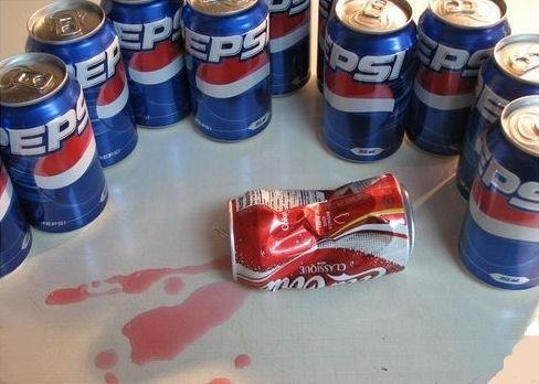 I Still Like Coke Bttr. .. racist pepsis! oh im drinking a pepsi! Soda